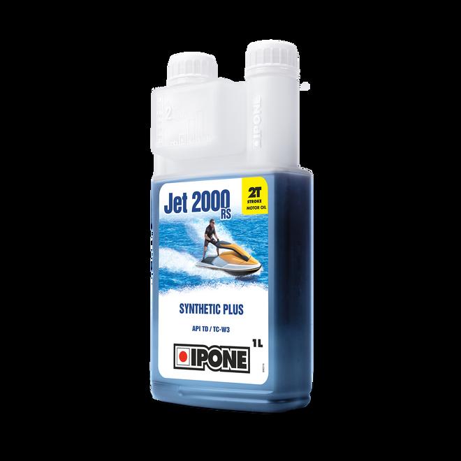 Bidon doseur 1L JET 2000 RS huile moteur pour jet-ski 2 temps ipone