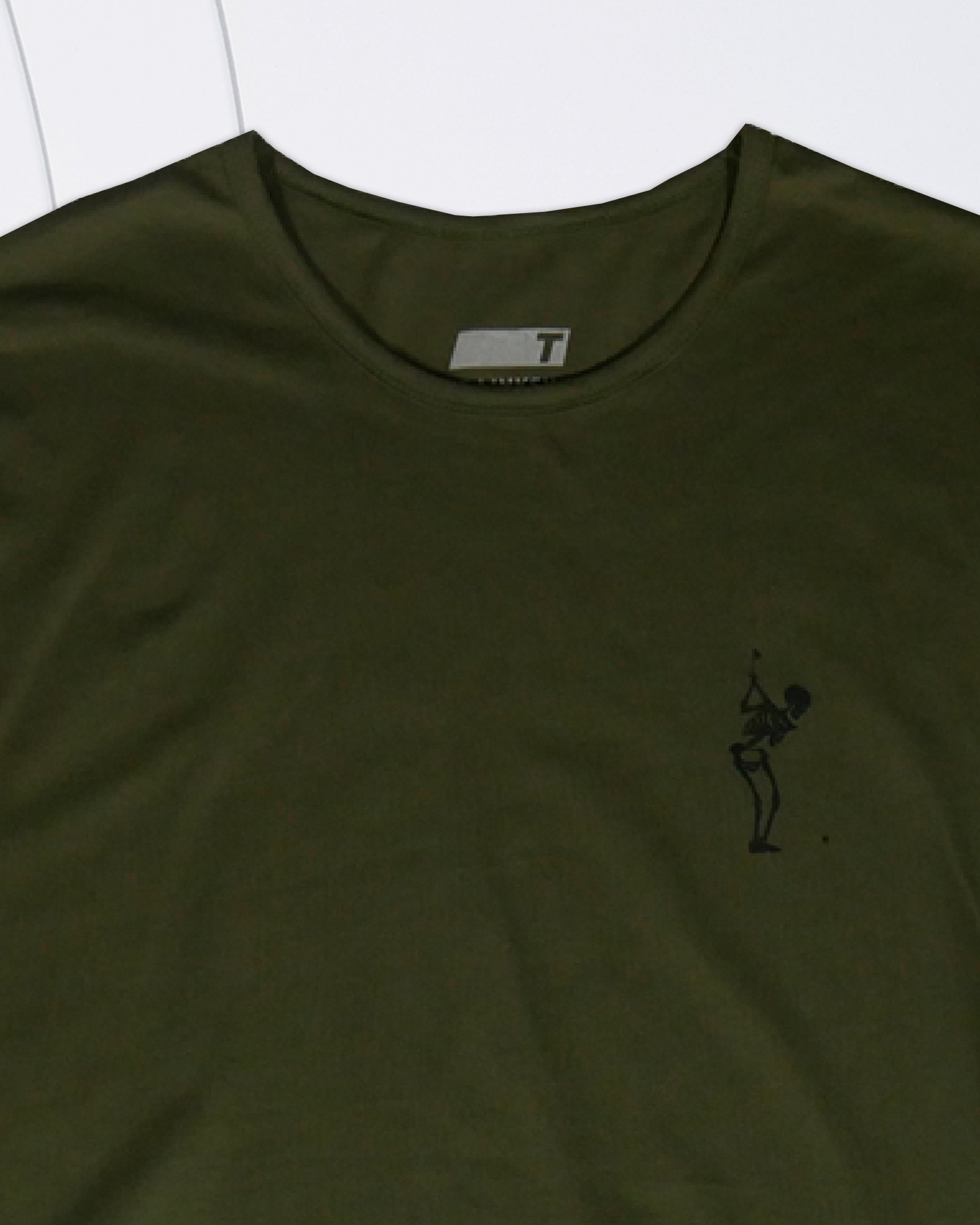 Small / Military Green