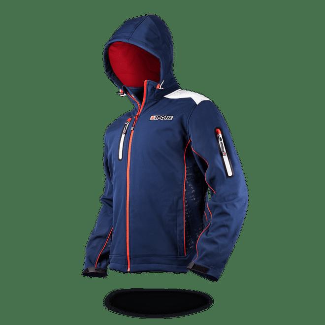 SOFTSHELL IPONE S veste imperméable contre vent et pluie