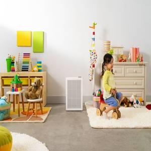 Coway Airmega 150 Dove White on Kid's Room