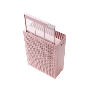 Coway Airmega 150 Peony Pink - Pre Filter Removal