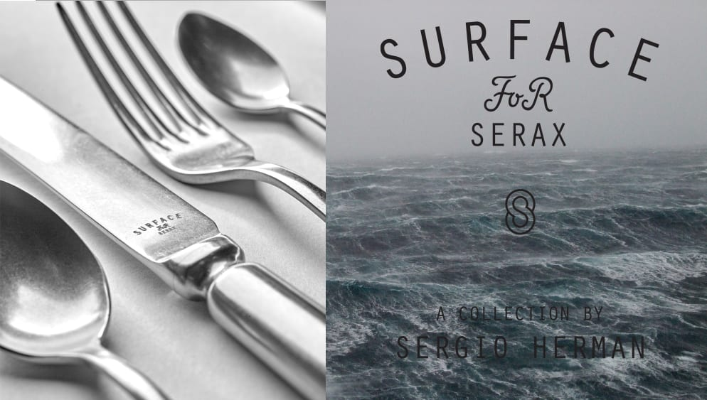 Sergio Herman - Surface Cutlery