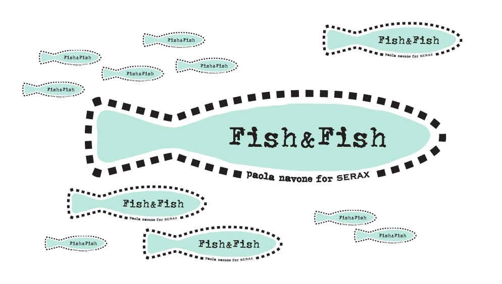 Paola Navone  - Fish&Fish products