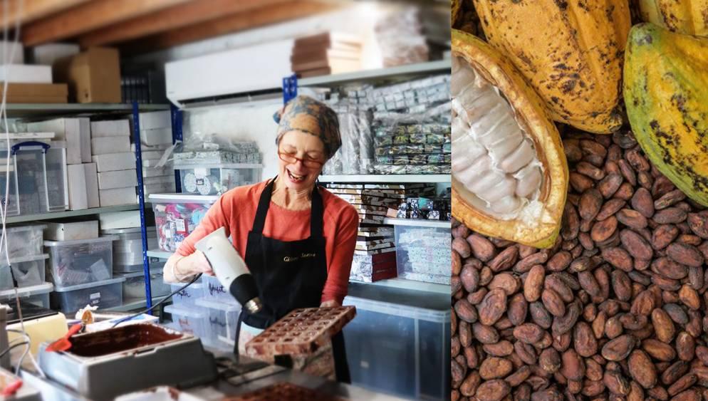 Jane Swayne - Chocolates