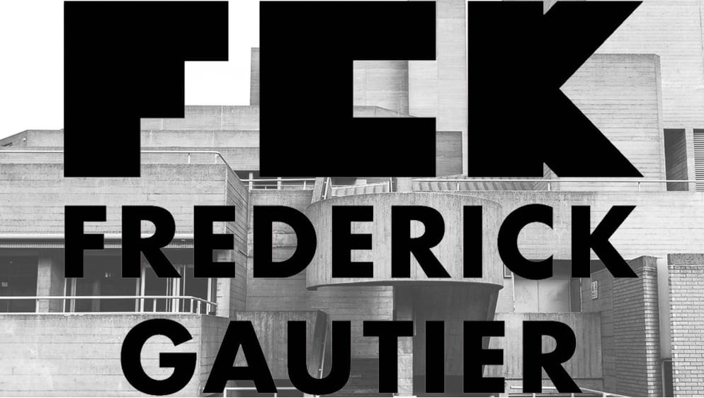 Frederick Gaultier - FCK