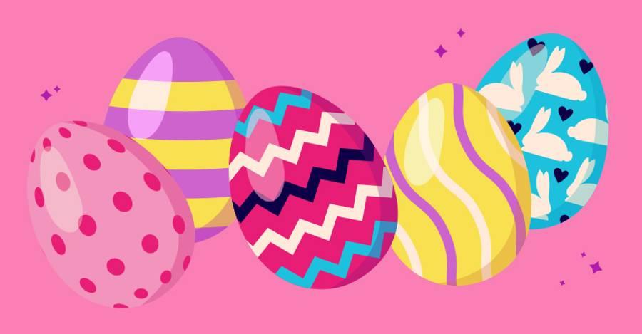 The Great Belgian Boys Easter Egg Hunt
