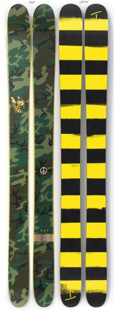 """The Friend """"HORNET"""" Limited Edition Ski"""