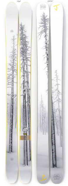 """The Vacation """"BURNOUT"""" Colton Jacobs x J Collab Limited Edition Ski"""