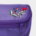 Embroidered Flowers Purple gallery image