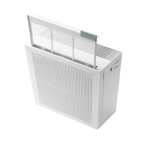 Coway Airmega 150 Dove White pre filter with product