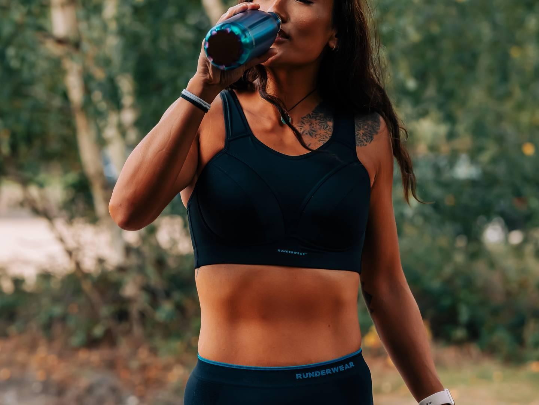 Easy-On Running Bra - Header
