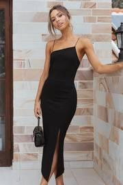 Zahra Dress - Black