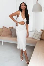 Apollo Dress - Beige