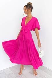 Barker Dress - Pink