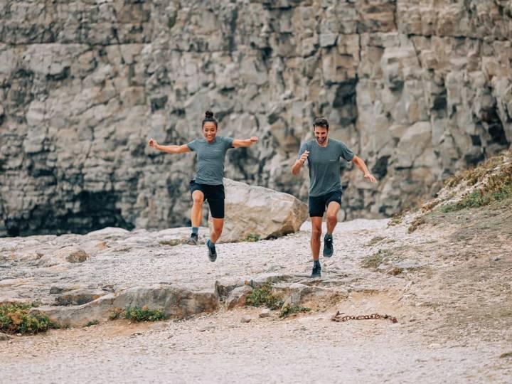 Women and Men's Merino Wool Running Socks