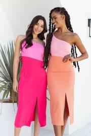 Xiomar Dress - Pink