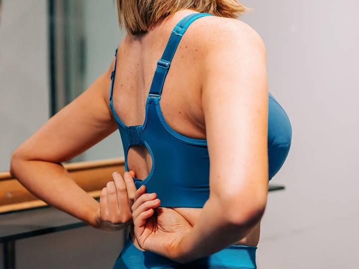 Runderwear Easy On Running Bra Tailored Fit