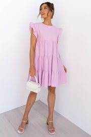 Amarah Dress - Lilac