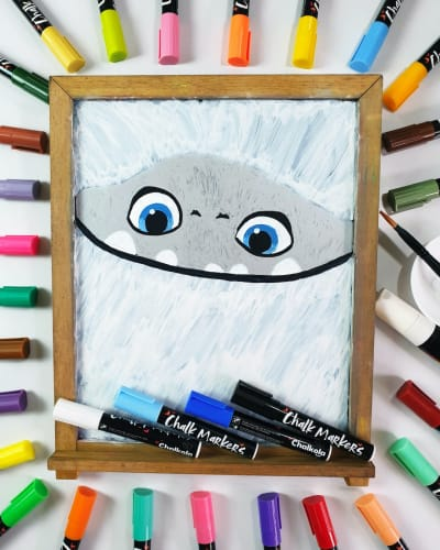 Chalk Pens - Abominable