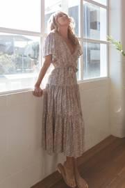 Heloi Dress - Beige