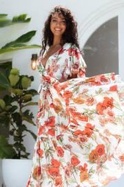 Denvast Dress - White
