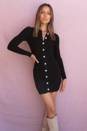 Fahey Dress - Black