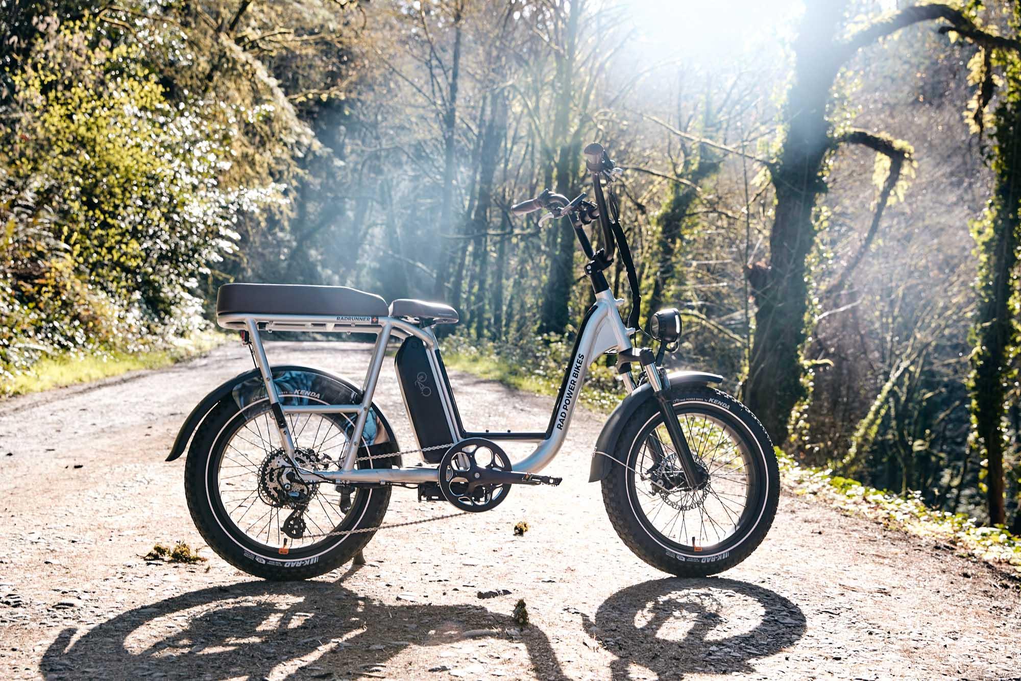 e bike moped RadRunner Plus