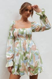 Pryor Dress - Green