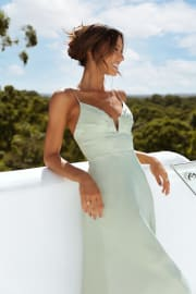 Tino Dress - Green