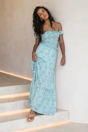 Everelle Dress - Blue
