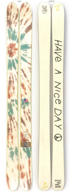 """The Allplay """"PEACEKEEPER"""" Limited Edition Ski"""