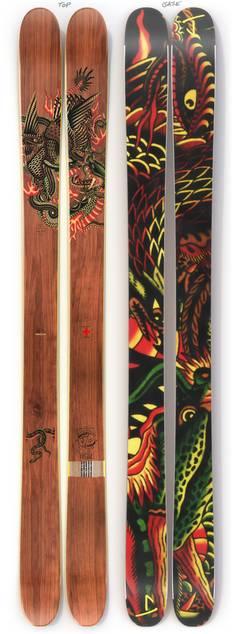 "The Vacation ""BATTLE ROYAL"" Prof. York x J Collab Limited Edition Ski"