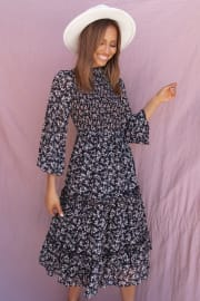 Valente Dress - Black