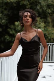 Persia Dress - Black
