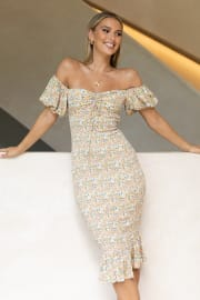 Davian Dress - Multi