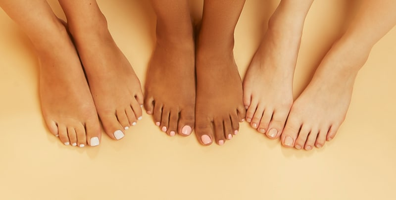 Pedi in a Box 6 Step Ultimate Spa Pack ($30 value)