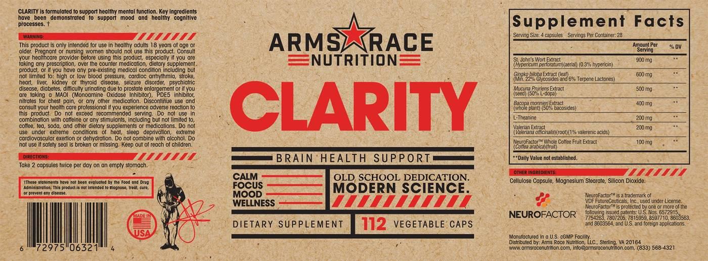 Clarity Label