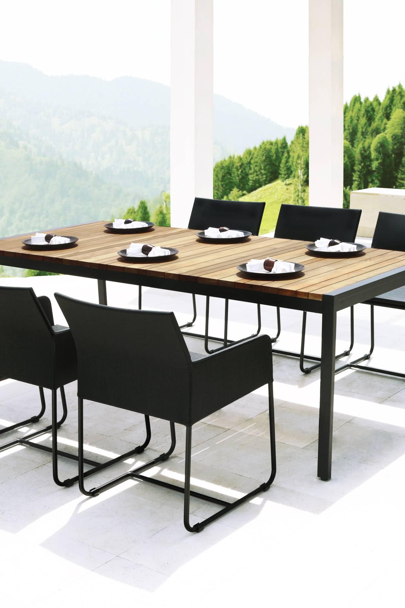 Zudu Dining Table 220cm