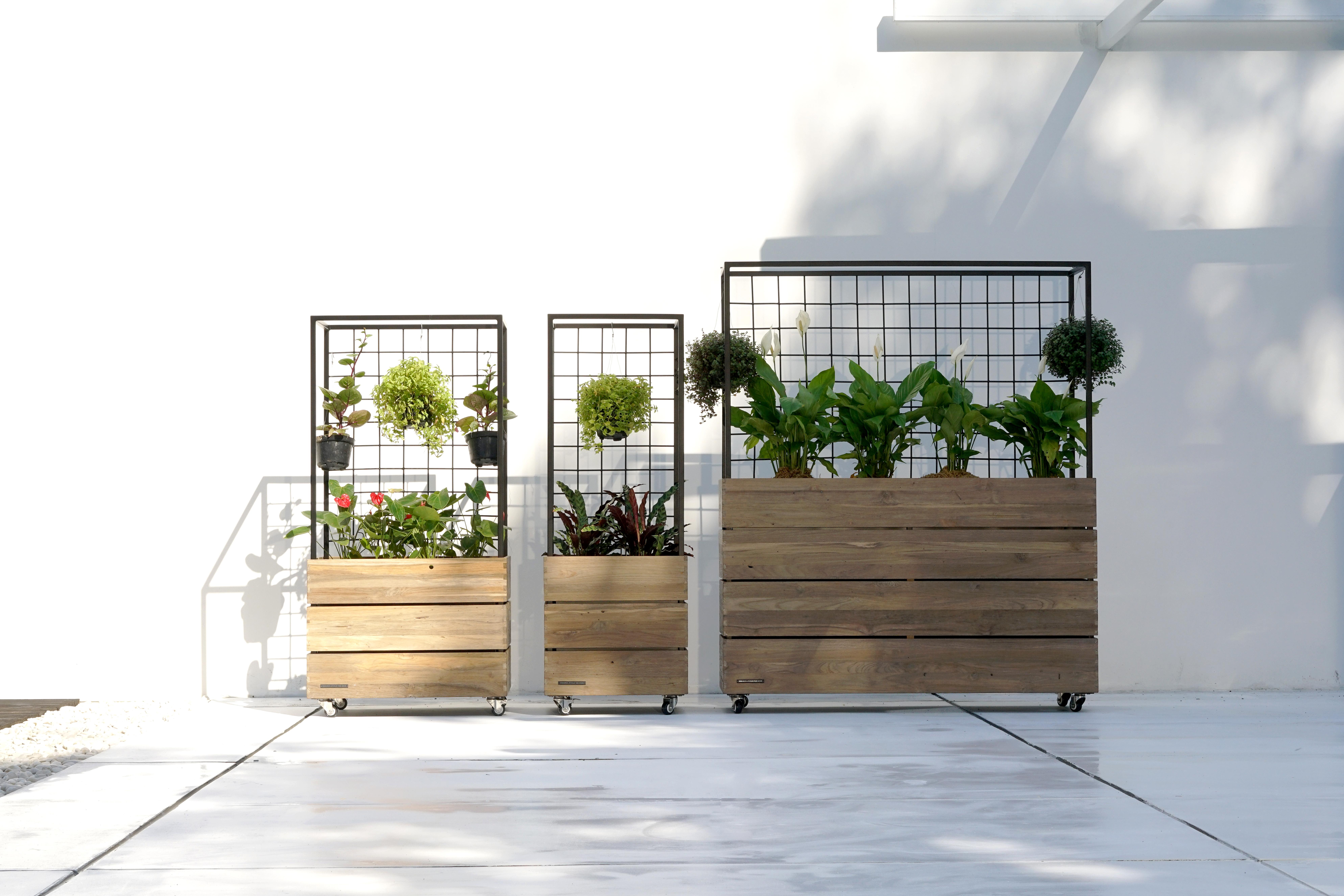 Aiko Planter Rectangle