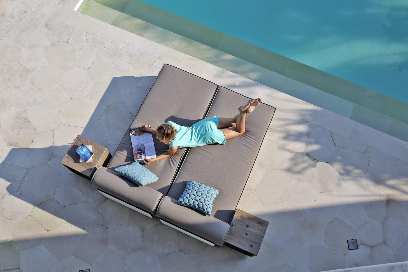 Aiko Sunlounger Lounge Module
