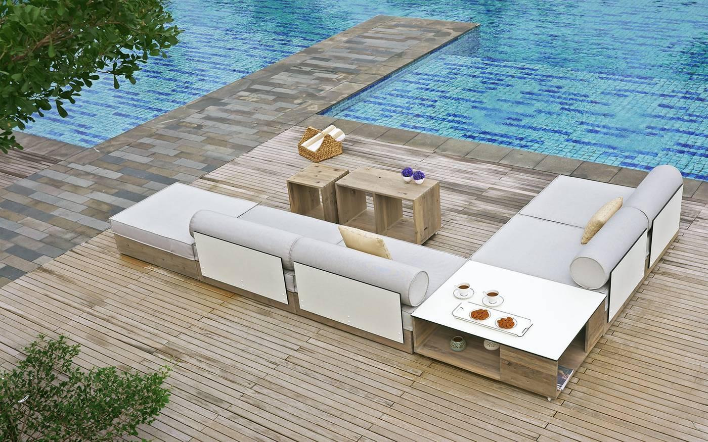 AIKO Configuration 1 Lounge