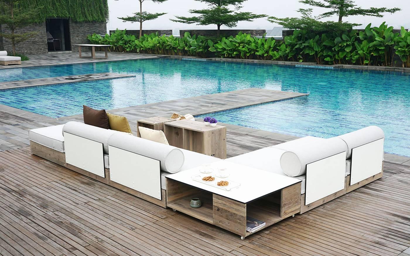 AIKO Configuration 2 Lounge