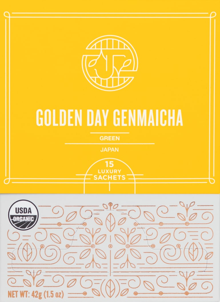 Golden Day Genmaicha WH