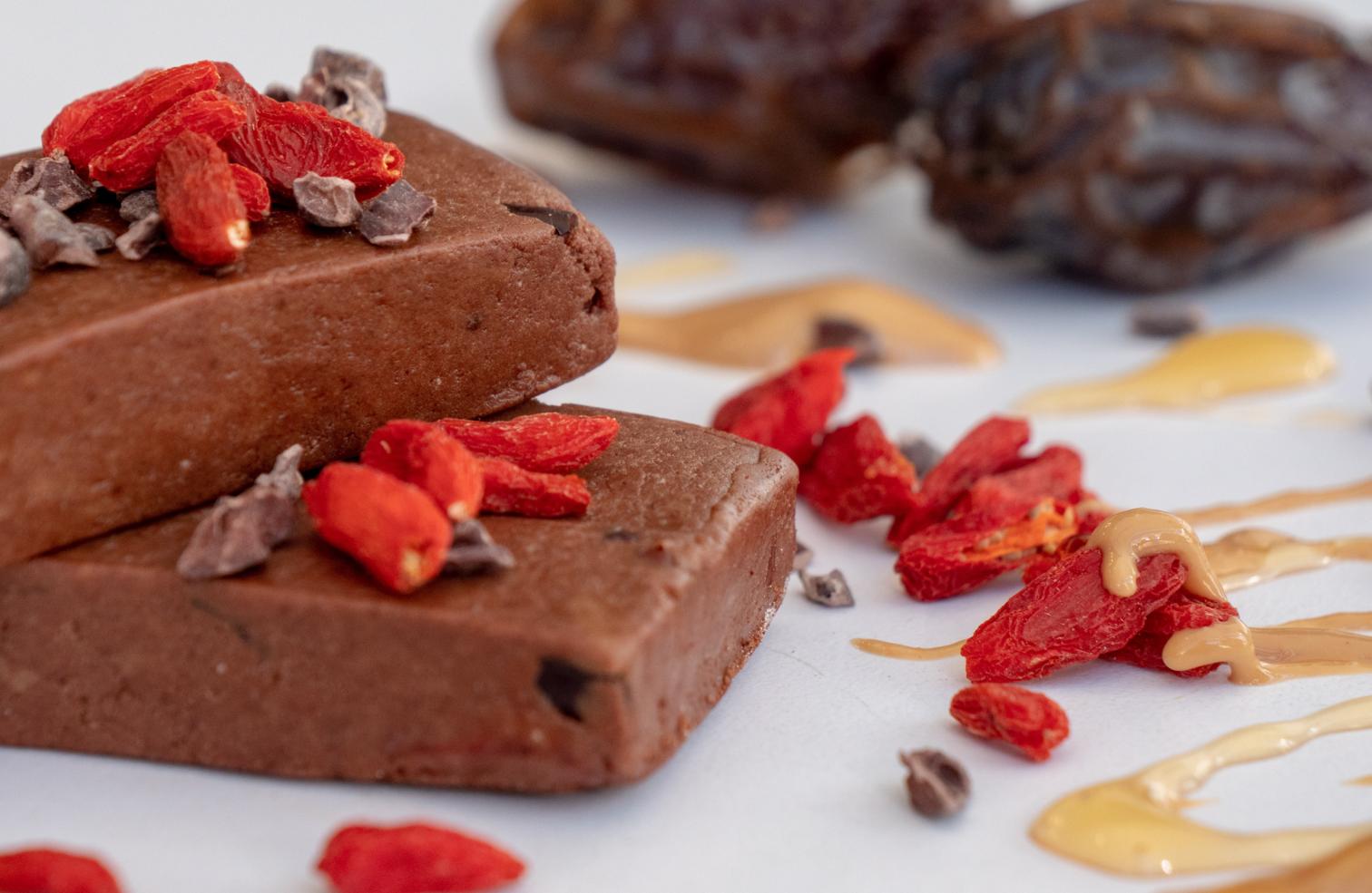 Chocolate Goji Berry Ingredients