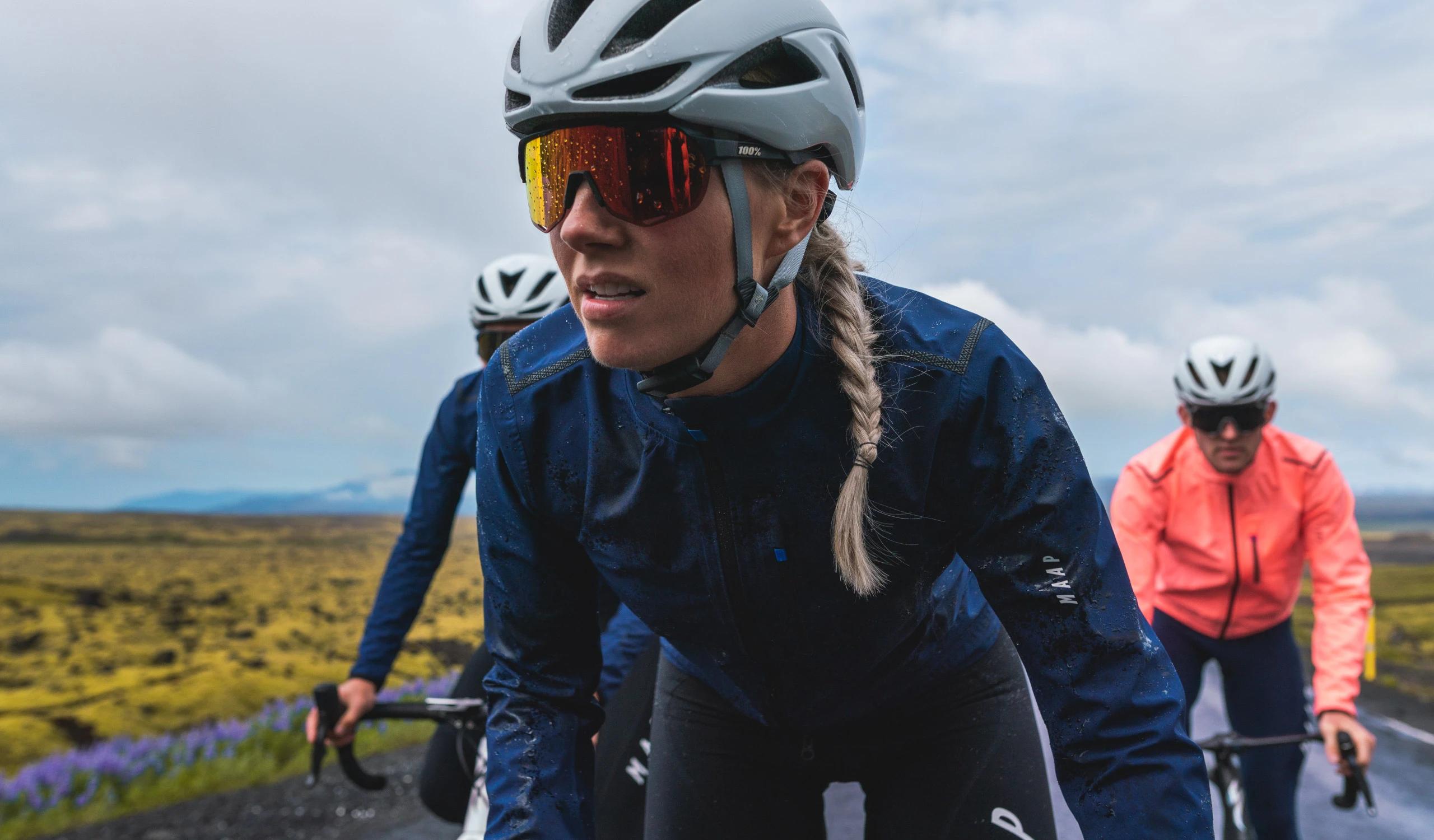 Women's Ascend Pro Rain Jacket / Navy