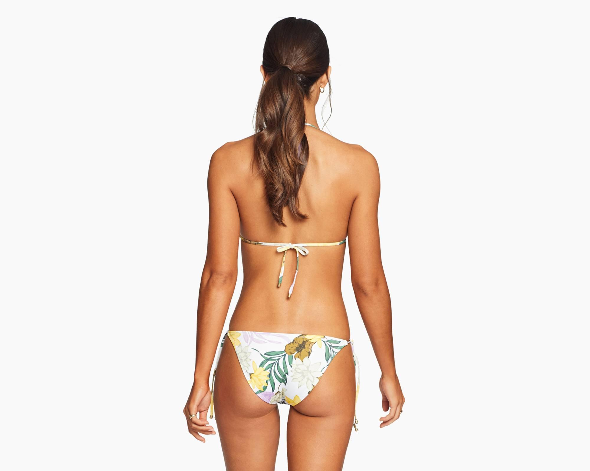 Elle Tie Side Bottom by Vitamin Swim.
