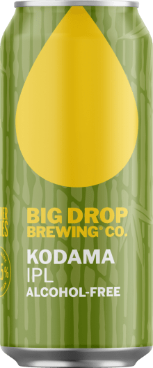 A pack image of Big Drop's Kodama India Pale Lager