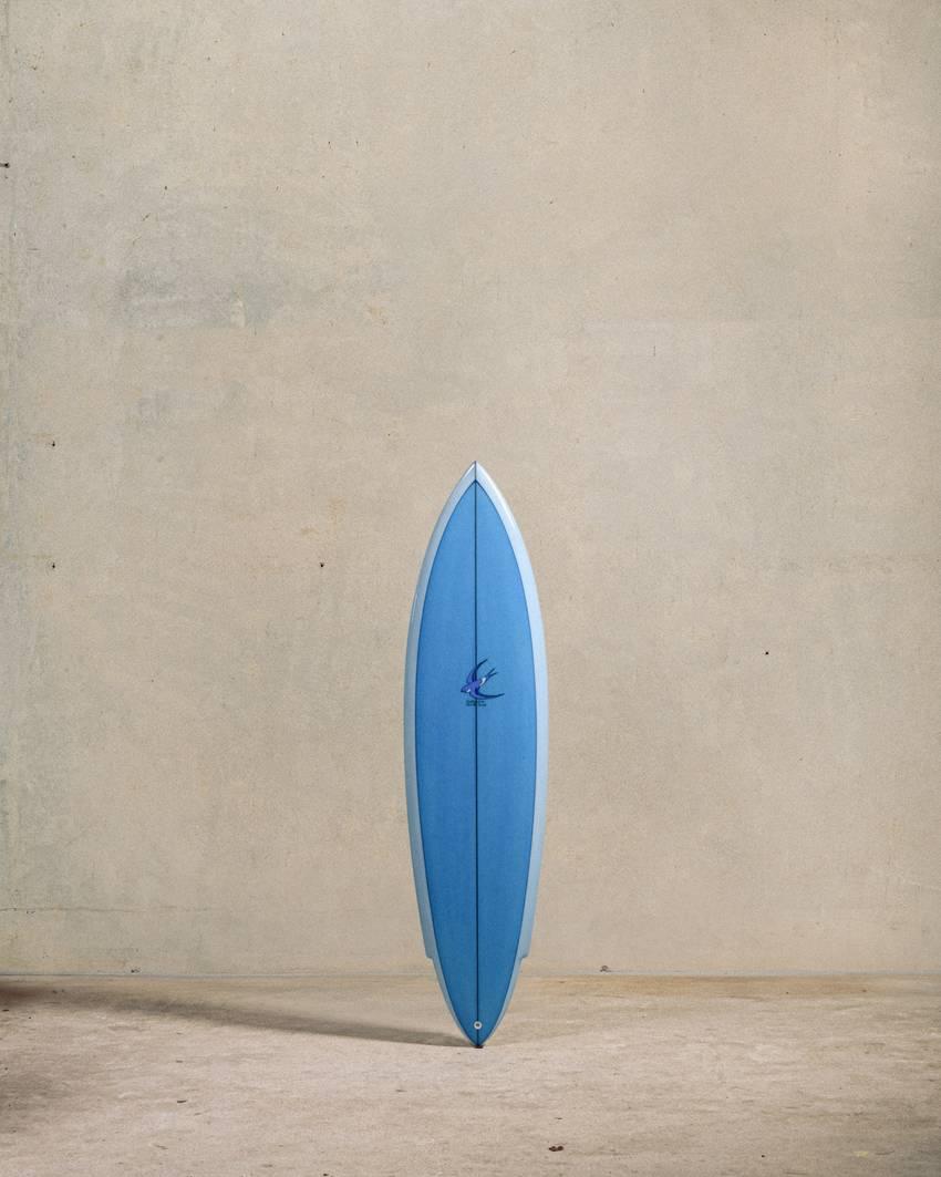 """6'9"""" Bluebird"""