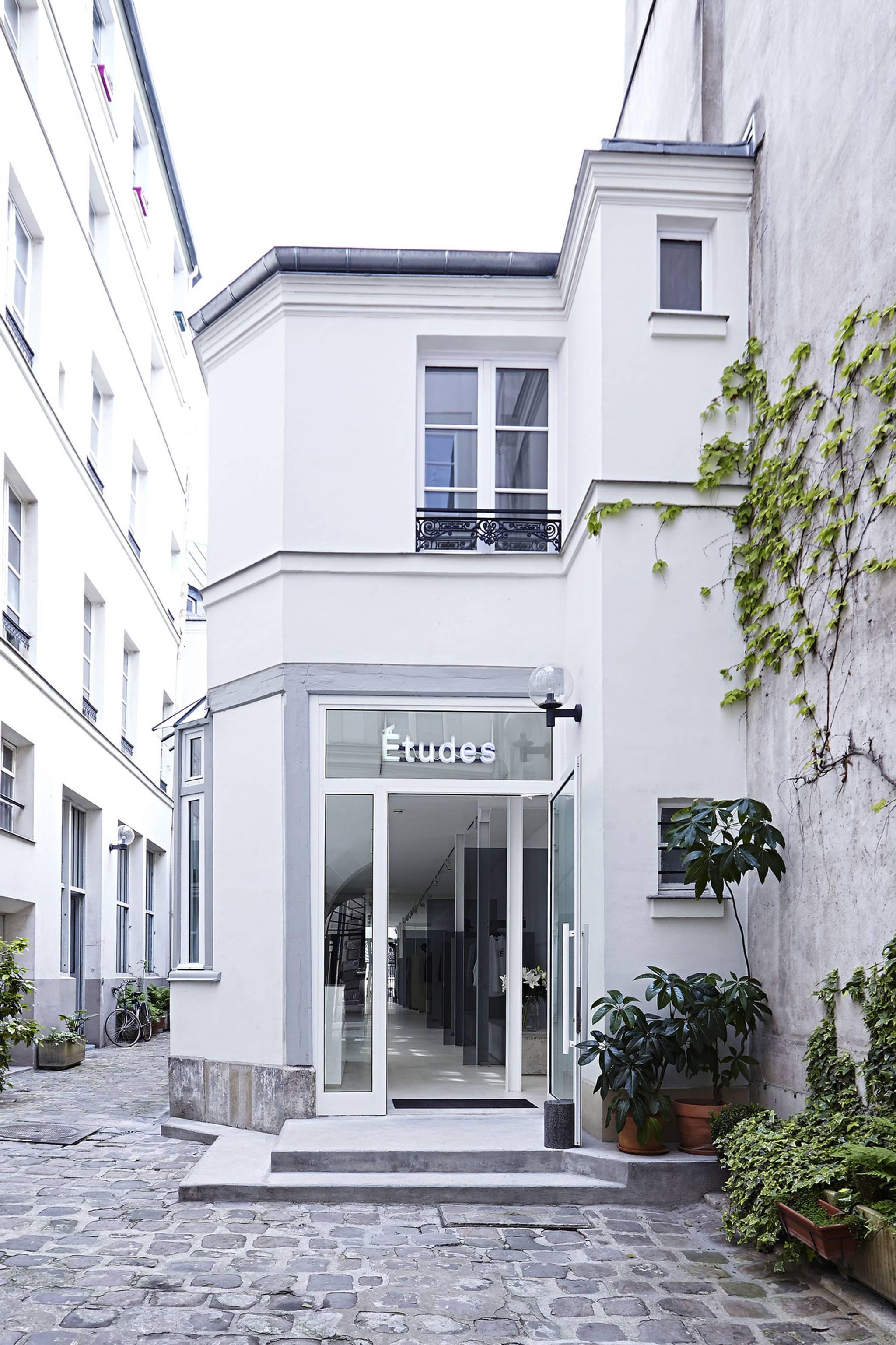 Études 14 Rue Debelleyme 75003 Paris