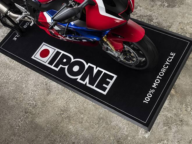 Moto sur tapis environnemental IPONE